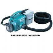Makita DVC350 LXT 18V Li-Ion Dust Extractor (Body Only)